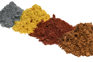 dry-pigment